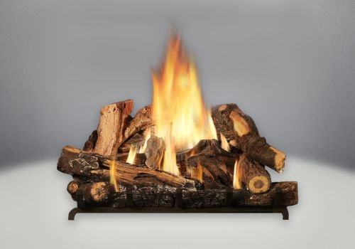 Napoleon B52PTL Traditional Oak Log Set Burner Assembly - - Vent Direct Starfire