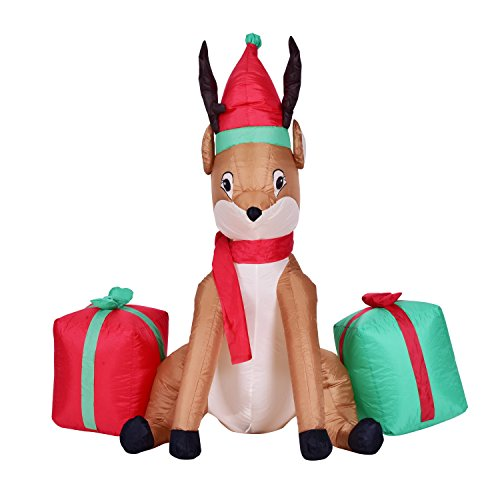 Christmas Inflatables Clearance: Amazon.com