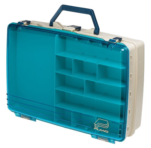 Plano Two Level Satchel Tackle Box, Outdoor Stuffs