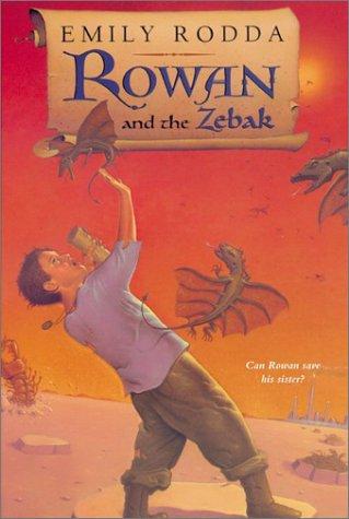 Rowan and the Zebak (Rowan of Rin) ebook
