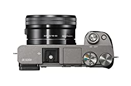 Sony Mirrorless Digital Camera Bundle with 3\