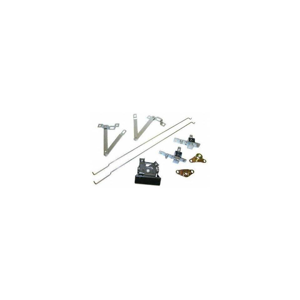 78 80 CHEVY CHEVROLET FULL SIZE PICKUP fullsize TAILGATE LOCK TRUCK, Set (1978 78 1979 79 1980 80) C582503 N/A