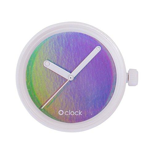 O Clock Fullspot, caja Graphics, mecanismo, color íride obag