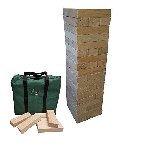 Huntsville Warehouse : Giant Toppling tower , Wood stacking Yard (Yard Wood)