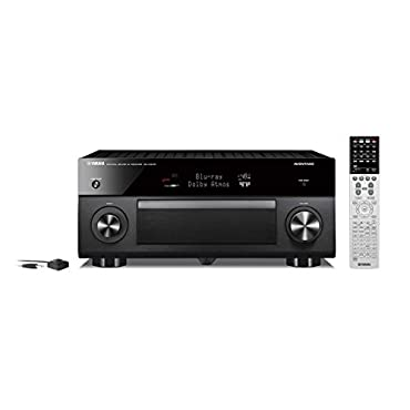 Yamaha RX-A3070BL AVENTAGE 9.2-Channel Receiver