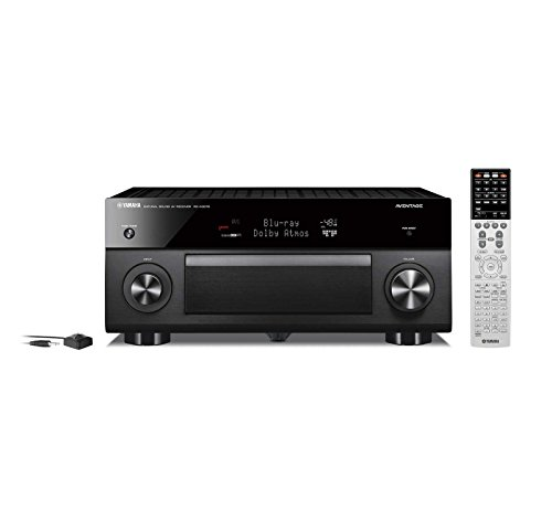 Yamaha AVENTAGE Audio & Video Component Receiver,Black for sale  Delivered anywhere in USA