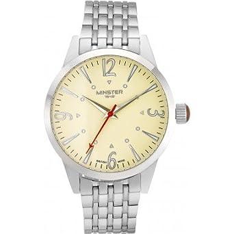 Minster 1949 MN01CRSL50 Herren armbanduhr