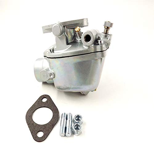 WFLNHB New Heavy Duty 8N9510C-HD Marvel Schebler Carburetor for Ford Tractor 2N 8N 9N (9n 2n 8n Carburetor)