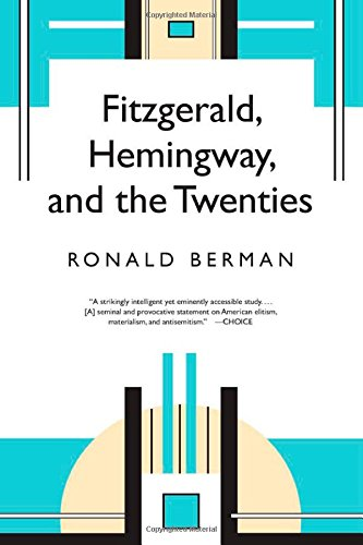 Read Online Fitzgerald, Hemingway, and the Twenties ebook