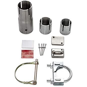 Amazon com: Camco Black 44461 Gen-Turi Generator Exhaust System