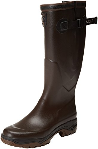 Aigle Parcours 2 Vario Tall Mens Boots Brown 40