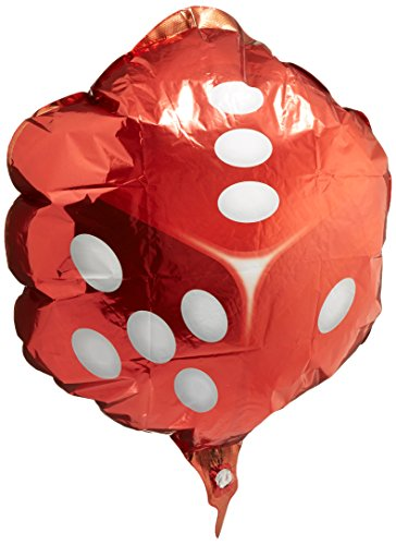 Qualatex Foil Balloon 30951 DICE, 18