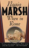 When in Rome, Ngaio Marsh, 0312970978