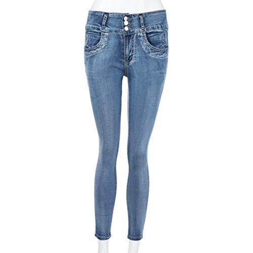 Donna Jeans Jeanshosen Impero Itisme Azzurro tAHwxq