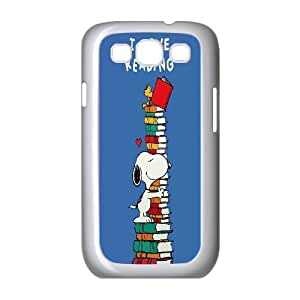 Cute dog Joe cool Snoopy Hard Plastic phone Case Cover For Samsung Galaxy S3 ZDI078376