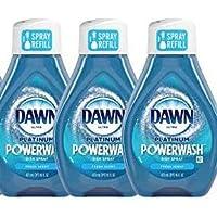 Dawn Platinum Powerwash Dish Spray Fresh Scent Refill - Multi 3 Pack