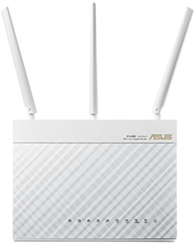 263 opinioni per Asus RT- AC68U AC1900 Router Dual Band Wireless, Gigabit LAN / WAN , USB 3.0