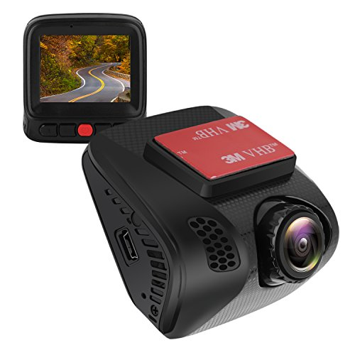 """Dash Cam,2.0"""" LCD Screen 170° Degree Wide-Angle Full HD1920X1080P Car Camera Recorder Built-in G-Sensor,with Super Night Vision,WDR,Motion Detection,Loop Recording&Parking Monitor"""
