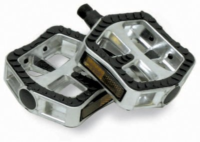 Sunlite Cruiser Pedals w/ Rubber Surface, 9/16
