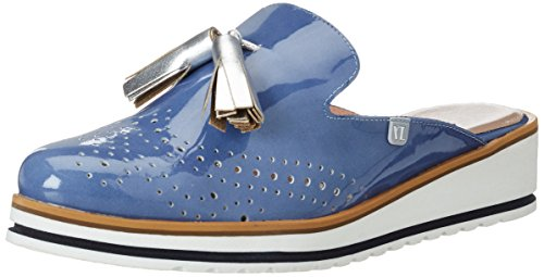 Vitti Love Women's 601-795 Loafers Blue (Regata 006) 4OWHnvAS1