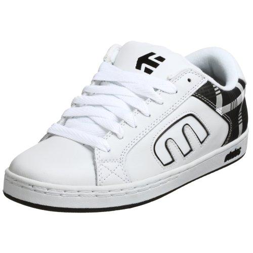 etnies Mens Digit Sneaker White/Plaid