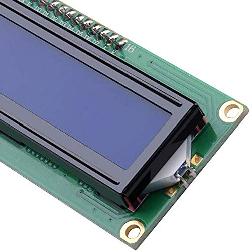 LGDehome IIC/I2C/TWI LCD 1602 16x2 Serial Interface Adapter Module Blue Backlight for Arduino UNO R3 MEGA2560 by LGDehome (Image #2)