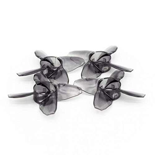 EMAX Avan Tinyhawk Turtlemode Propeller 4-Blade 1 Set Black
