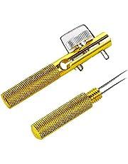 TOSSPER 1 set Vissen Knoop Bindgereedschap Snelhaak Tier Loop Tyer met Subline Tie Knopen Fishhook Remover Combo Fit