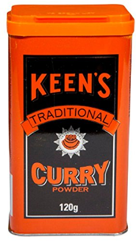 Keen's Traditional Curry Powder 120g by Keens