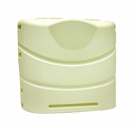 Camco 40532 RV Heavy-Duty 20lb or 30lb Propane Tank Cover (Beige)