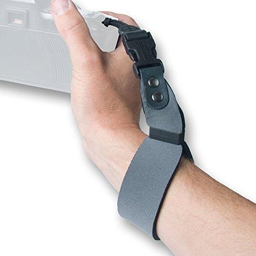 OP/TECH USA 6711062 SLR Wrist Strap (Steel)