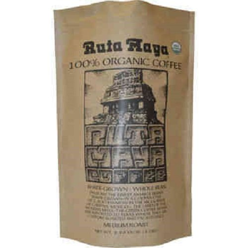 5 Pound Bulk Ruta Maya® Organic Medium Roast Coffee
