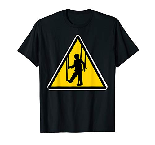 Funny Marionette Warning Shirt Puppet Halloween Shirt ()