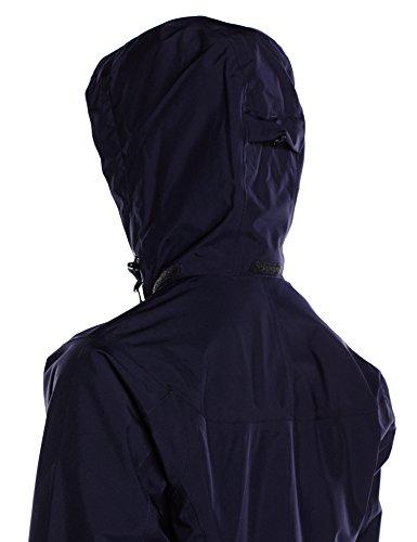 Azul Oscuro Berghaus Stormcloud Chaqueta Impermeable Para Mujer Pw1pqOU