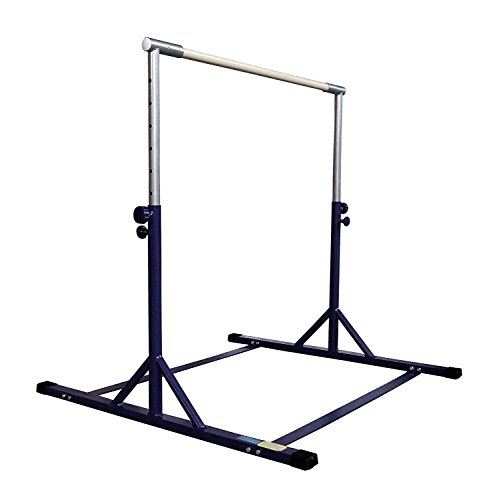 Z Athletic Gymnastics Expandable Kip Bar (Dark Blue)