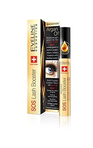 SOS Lash Booster Multi-Purpose Eyelash Serum 5in1 10ml
