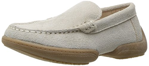 (Kenneth Cole REACTION Boys' Driving Dime Loafer, Sand, 13.5 M US Little Kid)