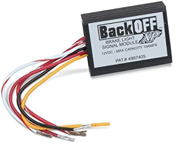 41RRX9UR8 L._SX355_ amazon com signal dynamics back off xp brake light signal module back off xp wiring diagram at bakdesigns.co