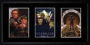 Stargate SG1 Framed Photographs