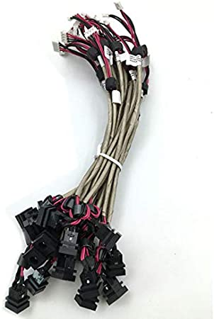 DC301003Z00 Cable Length: DC Cable Computer Cables Original DC-in Power Jack w//Cable for Lenovo Y430 G430 G530 Series