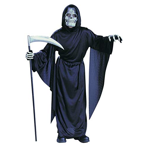 Fancy Grim Reaper Robe Costume - Medium