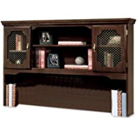 DMi 735047 Governors Series 60 by 13 by 46-Inch Hutch for Kneespace Credenza, Mahogany