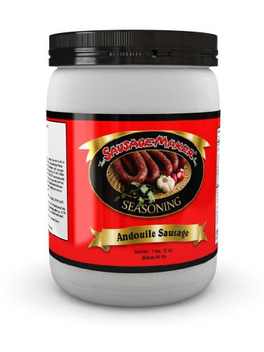 TSM Andouille Sausage Seasoning, 1 lb. 12 -