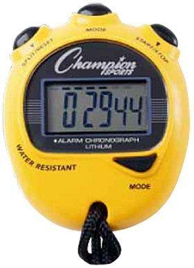 Champion Sports Stop Watches Big Digit Display