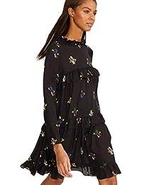 Women's High Tide Tiered Ruffle Knee Length Dress