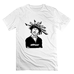 Qincent Gentleman O Neck T Shirts Jamiroquai