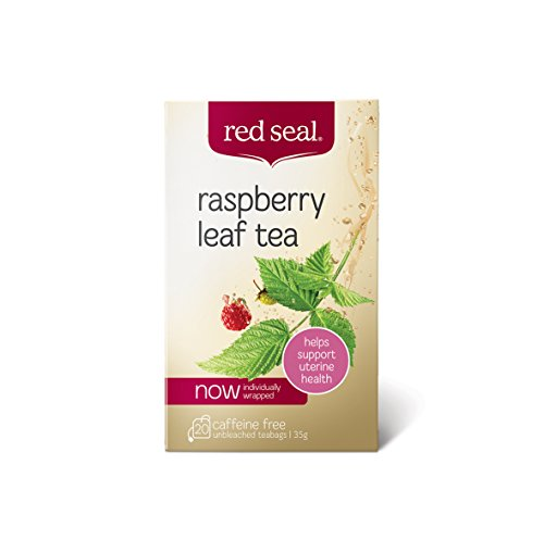 Red Seal Tea Raspberry 20 Teabags