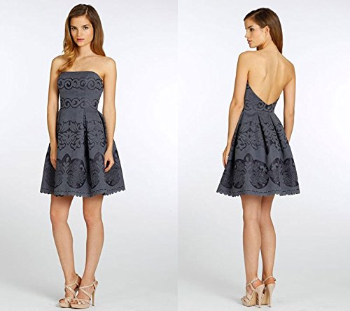 Buy noir lazaro wedding dresses - 2