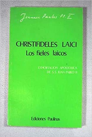 christifideles laici outline