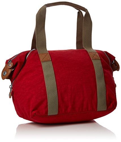 Satchel Kipling True Art Mini Kipling Red C Women's Red Art ZPqXw6